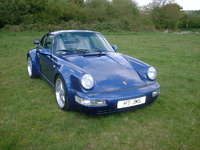 Picture of 1991 Porsche 911 Turbo, exterior