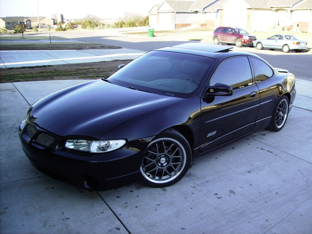 Picture of 1997 Pontiac Grand Prix 2 Dr GTP Supercharged Coupe, exterior