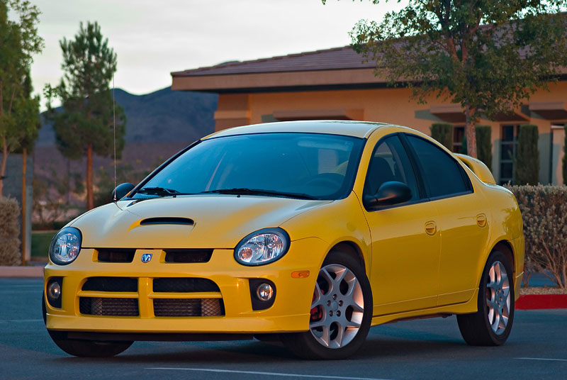 Picture of 2003 Dodge Neon SRT-4 4 Dr Turbo Sedan