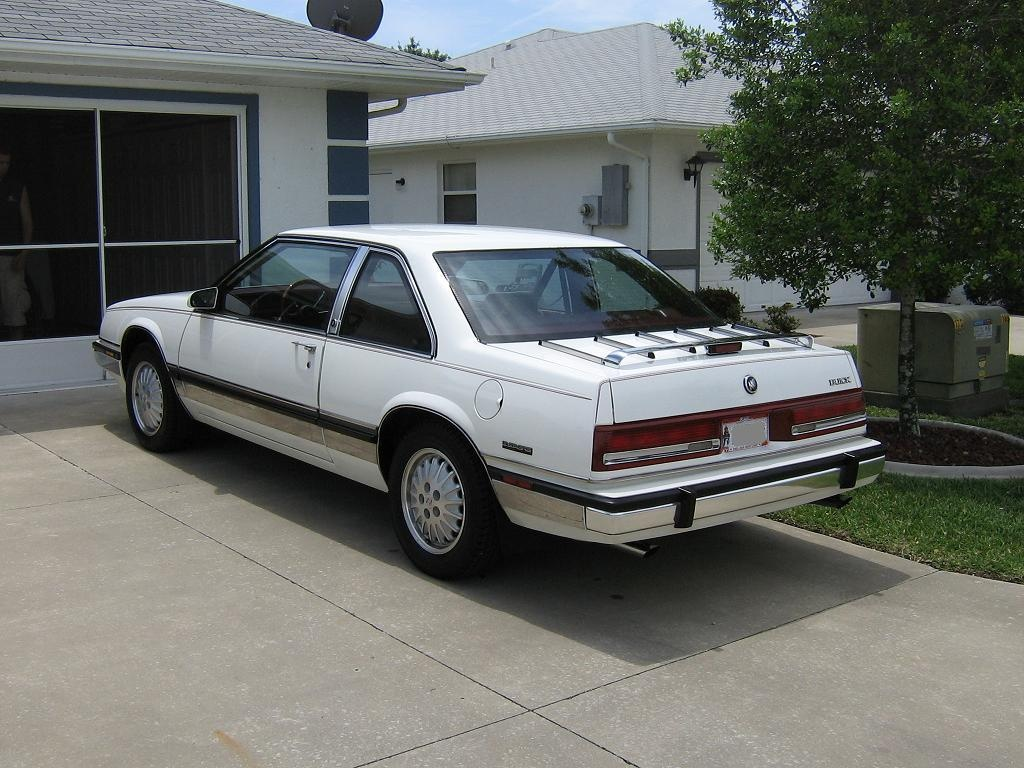 1991 buick lesabre very rare limited coupe one of just 486 exterior