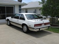 1991 Buick LeSabre, Very rare Limited Coupe.  One of just 486, exterior