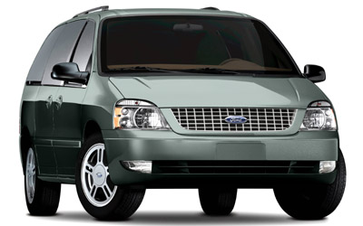 2006 Ford Freestar Limited picture