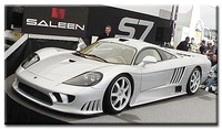2001 Saleen S7 Overview