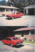 1973 Austin Allegro Overview