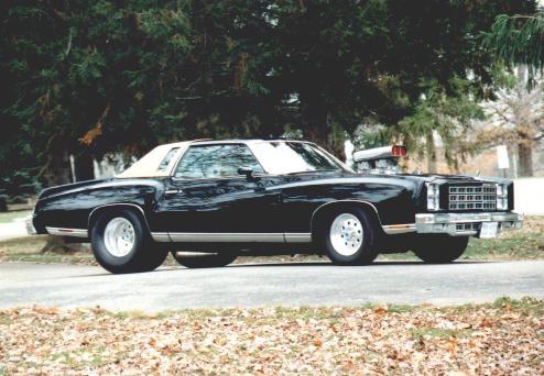 1977 Chevrolet Monte Carlo Overview Cargurus