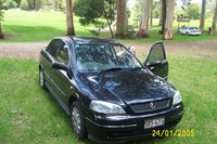 Picture of 2002 Holden Astra, exterior
