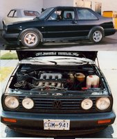 Picture of 1987 Volkswagen Jetta, exterior, engine