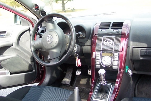 Picture Of 2005 Scion TC Sport Coupe, Interior, Gallery_worthy Pictures