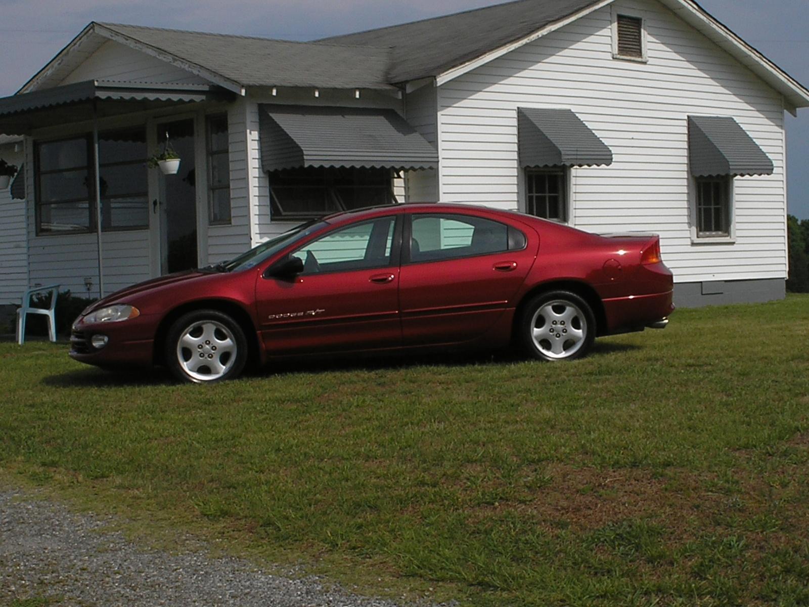 2000 Dodge Intrepid R/T - Pictures - 2000 Dodge Intrepid R/T pictur ...