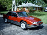 Picture of 1992 Buick Regal 4 Dr Gran Sport Sedan, exterior