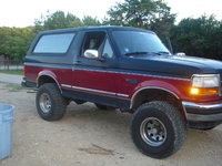 Picture of 1994 Ford Bronco XL 4WD, exterior, gallery_worthy