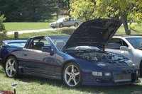 Picture of 1993 Nissan 300ZX 2 Dr STD Convertible, exterior