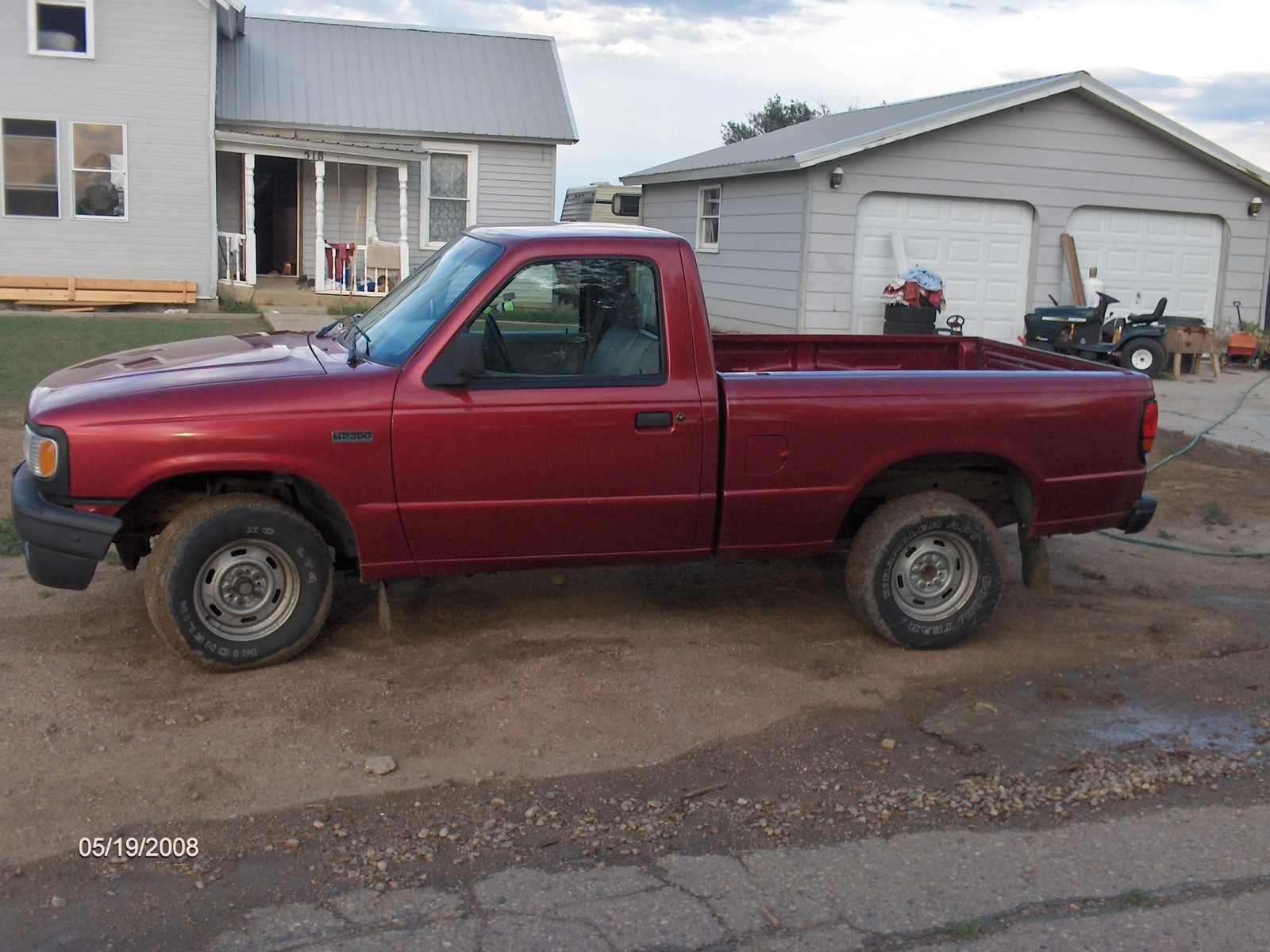 1995 Mazda B Series Pickup Overview Cargurus