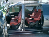2004 Nissan Quest 3.5 SE picture, interior