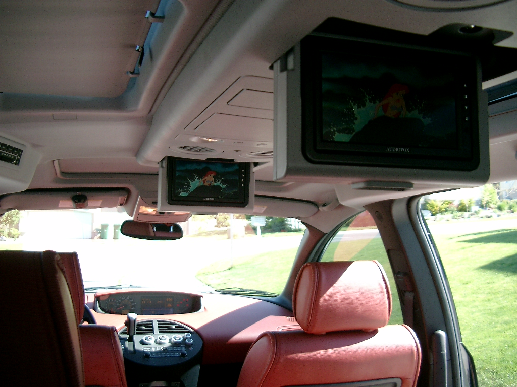 2004 Nissan Quest - In...