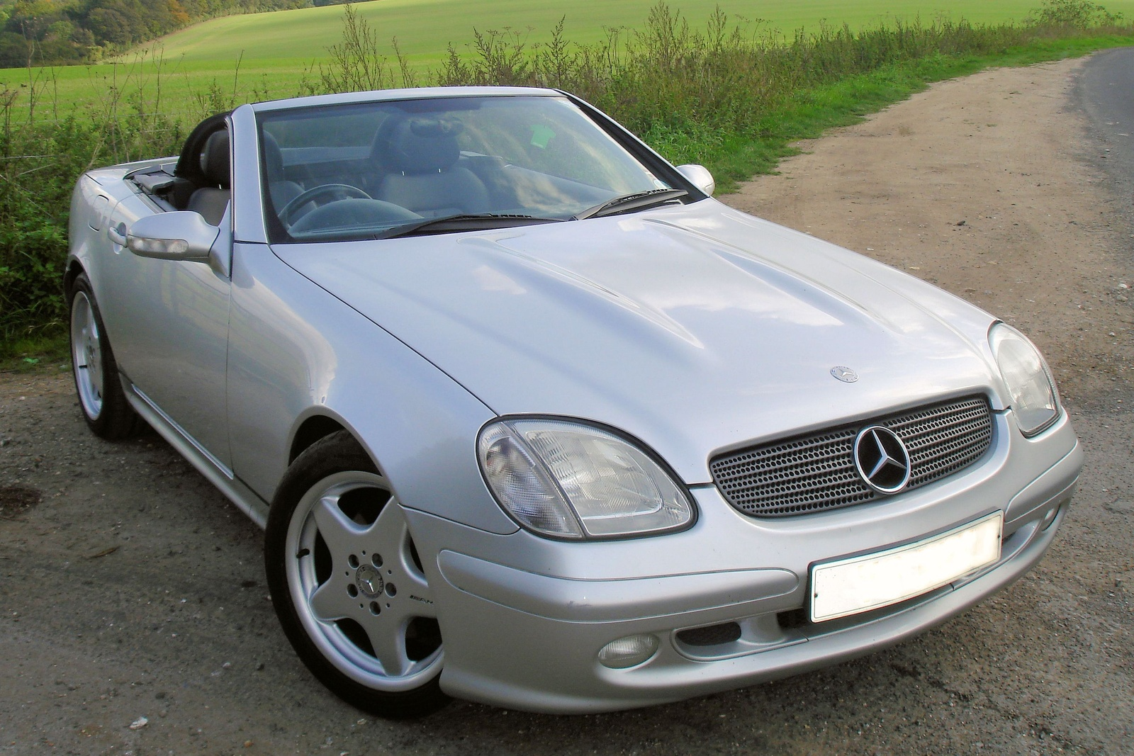 mercedes benz slk320 forum