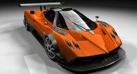 2007 Pagani Zonda R Clubsport Overview