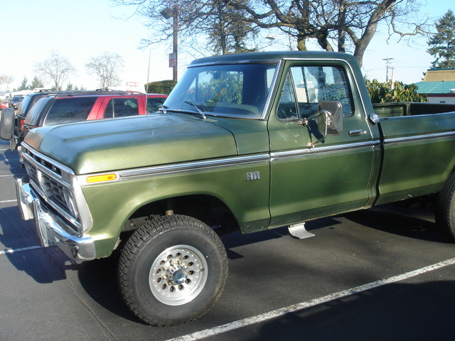 Picture of 1975 Ford F-250, exterior, gallery_worthy