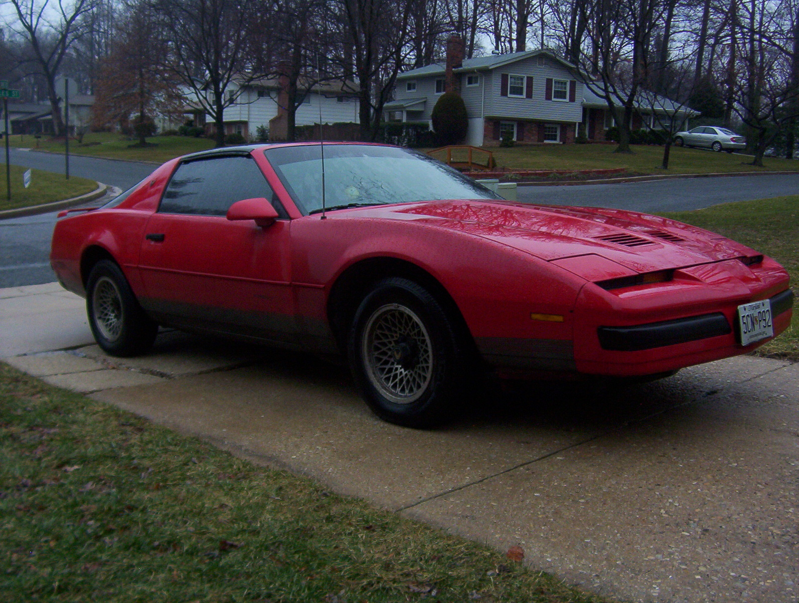 1985 Pontiac Firebird Se Related Infomation Specifications