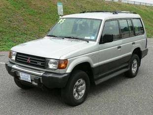 Picture of 1994 Mitsubishi Montero LS 4WD