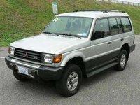 Picture of 1994 Mitsubishi Montero LS 4WD, exterior