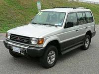 1994 Mitsubishi Montero Overview