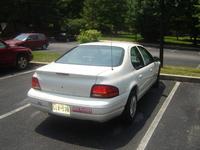 2000 Dodge Stratus SE picture, exterior