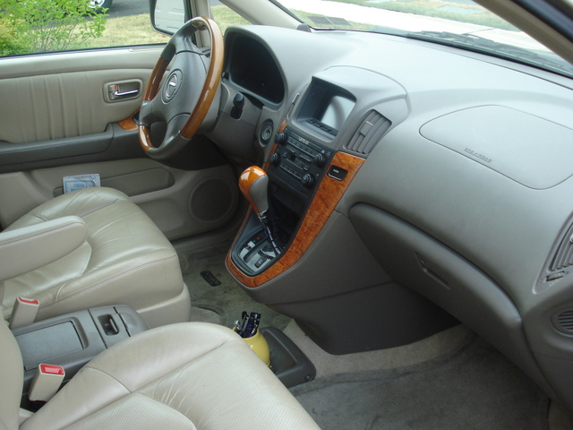 2002 lexus rx 300 interior pictures cargurus. Black Bedroom Furniture Sets. Home Design Ideas