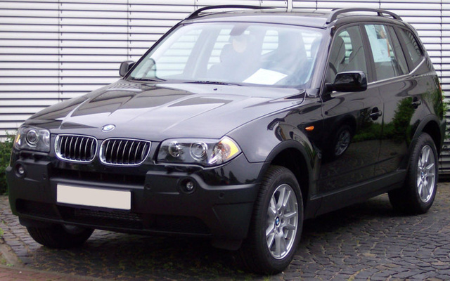 Picture of 2004 BMW X3 3.0i AWD, exterior, gallery_worthy