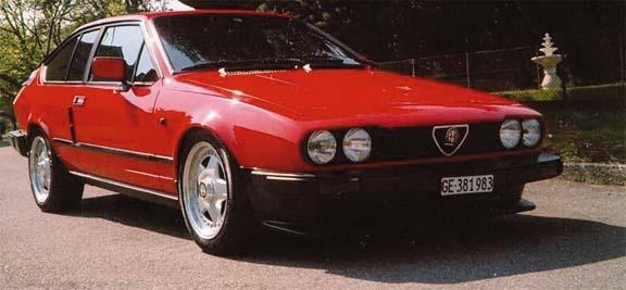 Picture of 1986 Alfa Romeo GTV, exterior