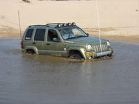 2002 Jeep Liberty Renegade 4WD picture, exterior