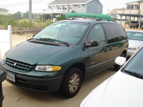 1997 Plymouth Voyager - Overview