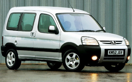 Picture of 2002 Peugeot Partner, exterior