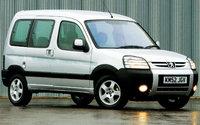 2002 Peugeot Partner Overview