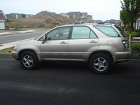2002 Lexus RX 300 Picture Gallery