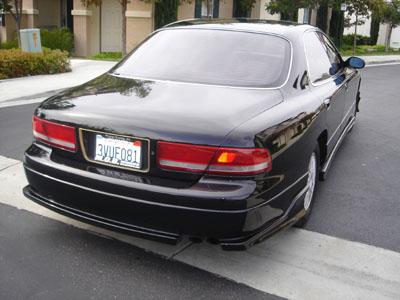 1990 Mazda 929 4 Dr STD Sedan