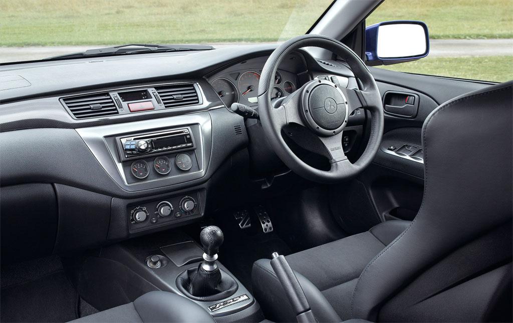 2005 Mitsubishi Lancer Evolution Interior Pictures Cargurus