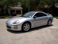 2000 Mitsubishi Eclipse Picture Gallery