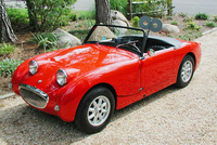 1959 Austin-Healey Sprite Overview