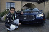 Picture of 2007 Maserati Quattroporte Sport GT, exterior, gallery_worthy