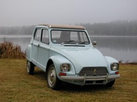 1969 Citroen Dyane Overview