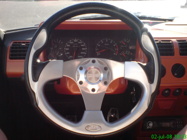 Picture of 1990 Peugeot 205, interior