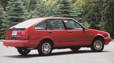 Picture of 1987 Chevrolet Nova, exterior, gallery_worthy