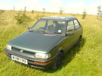 Picture of 1994 Subaru Justy 4 Dr GL 4WD Hatchback, exterior