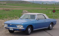 Picture of 1967 Chevrolet Corvair, exterior, gallery_worthy