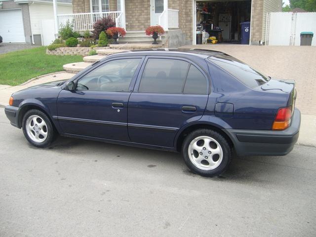 Picture of 1997 Toyota Tercel 4 Dr CE Sedan, exterior