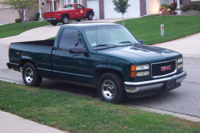 1996 GMC Sierra 1500 - User Reviews - CarGurus