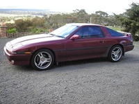 Picture of 1987 Toyota Supra 2 dr liftback turbo, exterior