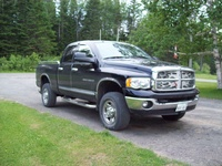 Picture of 2004 Dodge Ram Pickup 2500 SLT Quad Cab SB 4WD, exterior