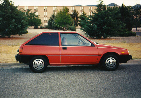 1987 Dodge Colt